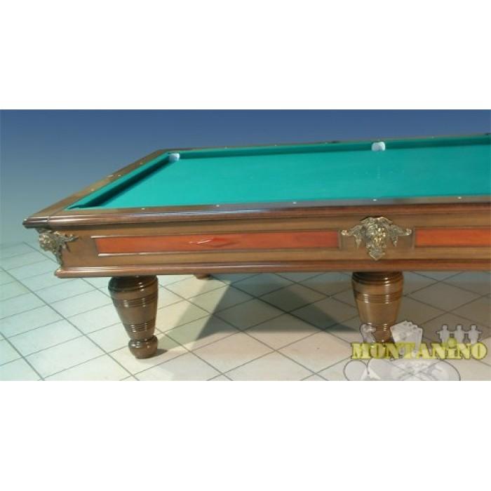 Biliardo mari professionale stile 800 come nuovo 23066 - Tavolo da biliardo mari ...