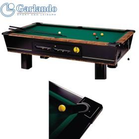 Garlando Biliardo Pool  mod.Consul Pro 8 completo tutti gli accessori. 23074