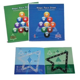 Magic Rack Sheet (6 pezzi) 07099