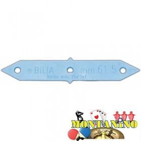 Segnacastello omologato FIBISper biliardi con bilie 61.5 mm.02093