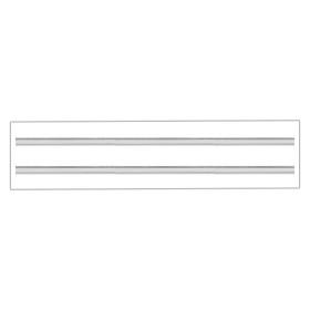 Pallottoliere astine cromate in acciaio  -03032