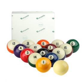 Set di biglie per pool Super Aramith mod. Standard Q57,2 . 04023