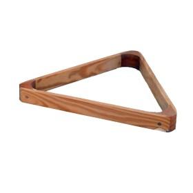 Triangolo per pool in legno. 07054
