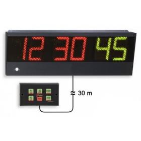 Cronometro per la visualizzazione della durata di partite o competizioni sportive. -03042