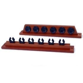 Portastecche in legno a muro    01007