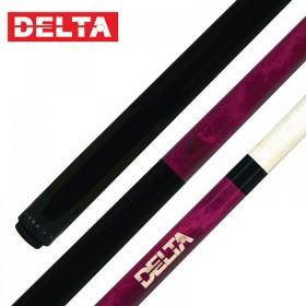 Delta R stecca intera biliardo Italiana, Goriziana cm.144 cuoio Ø 14 - 01406