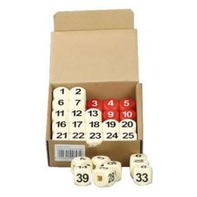 Pallottoliere serie completa numeri  -03011
