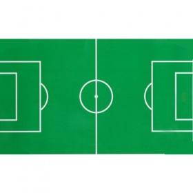 Foglio sotto-vetro universale per calcio balilla  -  .11015