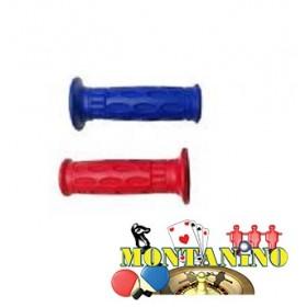 Coppia Manopole Roberto Sportmod. Pro Grip Competition.rossa\blu11107