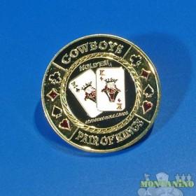 Card Guard o Ferma-carta mod. Cowboys   15114