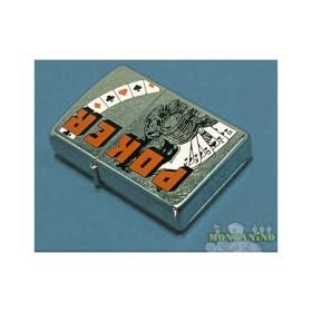 Accendino Zippo mod. Poker 20130