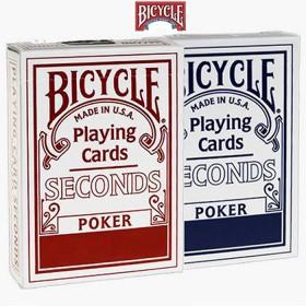 2 mazzi di carte Bicycle Second. 17225