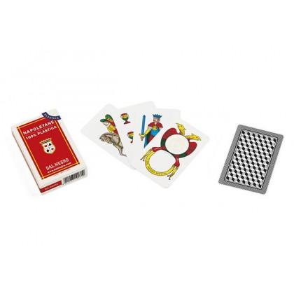 2 mazzi di carte Dal Negro Napoletane plasticate. 17006