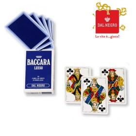 2 Mazzi di Carte Dal Negro mod. Baccarà. 17005