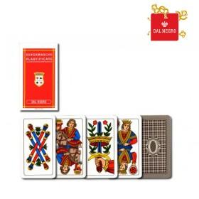 2 Mazzi di carte Dal Negro Bergamasche. 17146