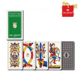 2 mazzi di carte Dal Negro Trentine. 17151