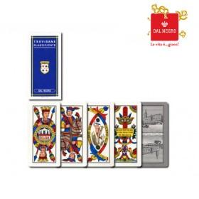 2 mazzi di carte Dal Negro Trevisane     17150