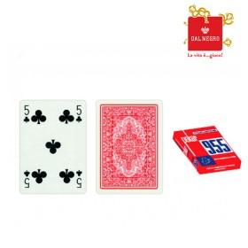 2 mazzi di Carte Masenghinimod. 955telate. 17021