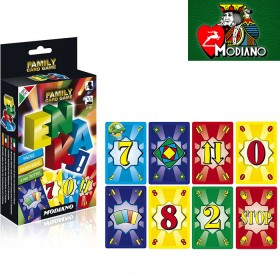 Modiano Enka gioco da tavolo con carte per tutti 00010