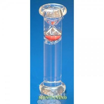 Clessidra in vetro soffiato 1 minuto   22043