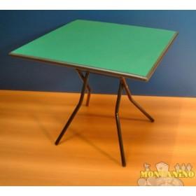 Tavolino pieghevole quadrato. 14031Q