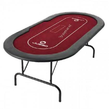 Tavolo da poker texas hold'em Juego 10 posti. 14073