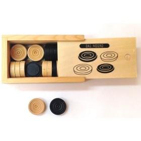 Pedine in legno diametro 28 mm.18526