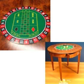 Tavolo da roulette elettronica. 14049