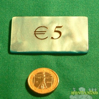 Fiches Mg da 5 euro  - 15013