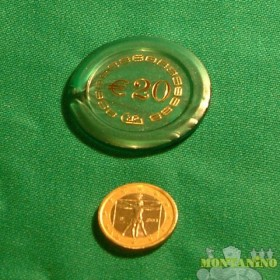 Fiches Operada 20 euro  -  15066V