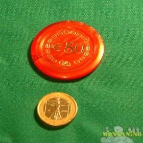 Fiches Operada 50 euro   -  .15066  -