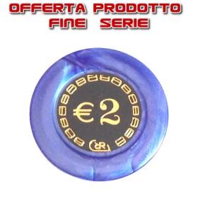 Fiches Prestige da2 euro.   -  15074DUE