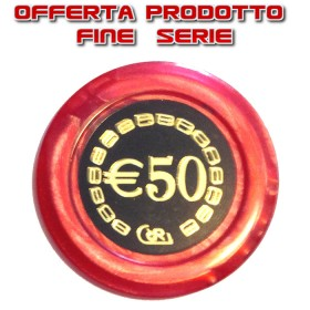 Fiches Prestige da 50 euro. 15075CIN
