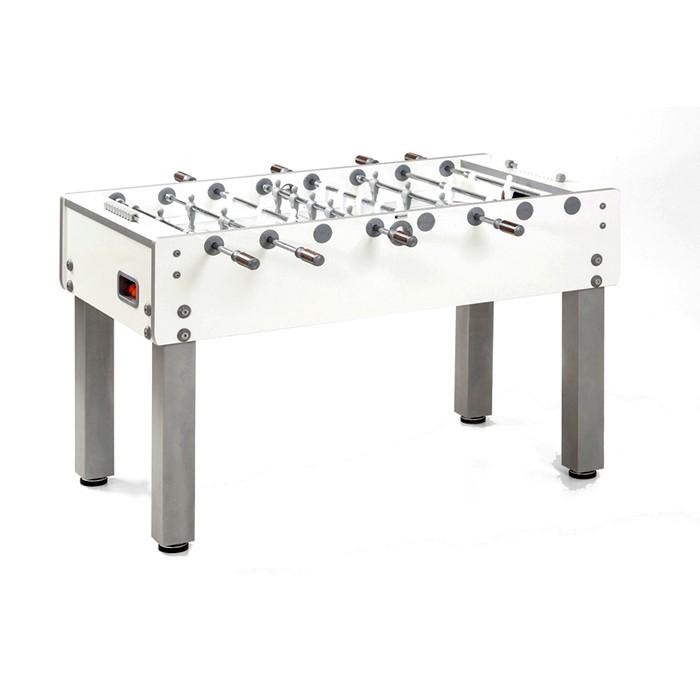 Garlando g500 pure white h2o design style aste telescopiche rientranti con omaggi e - Calcio balilla design ...