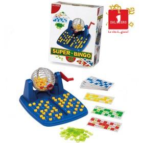 Dal Negro Super Bingo (tombola) completo di tutti gli accessori. 21265