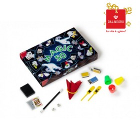 Set giochi di prestigio Magic 50 Dal Negro. 	17231