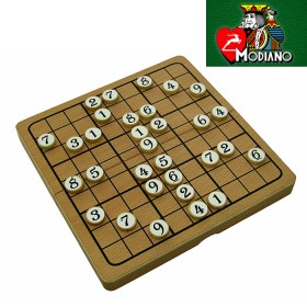Sudoku Modiano magnetico in legno .21158