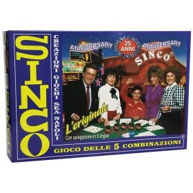 Gioco Sinco, divertente gioco da tavola. 21174