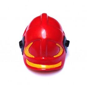 Cappello Vigili del fuoco rosso o grigio (pompiere)   21201