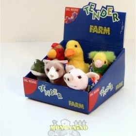 Peluches Tender Farm. 22035C
