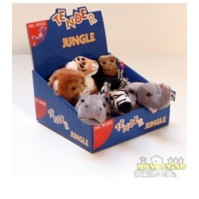 Peluches Tender Jungle. 22035A