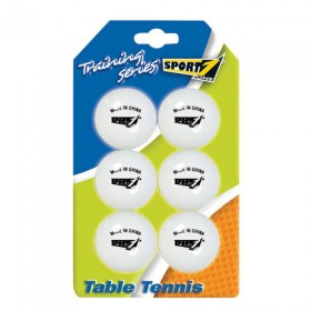 2 blister Palline per ping pong Training Series by Sport One    -13073