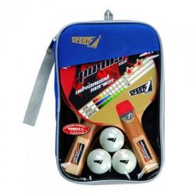 Set Power per ping pong con racchetta Advanced 13076