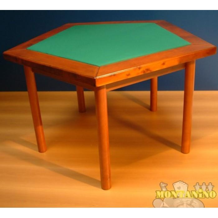 Tavolo da gioco pentagonale poker - Tavoli da gioco carte pieghevoli ...