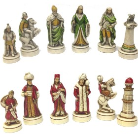 Nigri scacchi Le Crociate. 18381Crociate