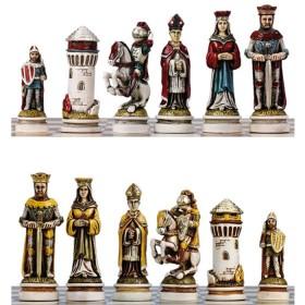 Nigri scacchi la Giostra medievale. 18381-Giostra
