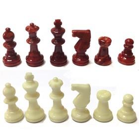 Serie di scacchi in alabastro di Volterra 18098R