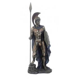 Statua Marte in resina bronzata 24134