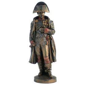 Statua di Napoleone Bonaparte realizzata in resina bronzata 24553
